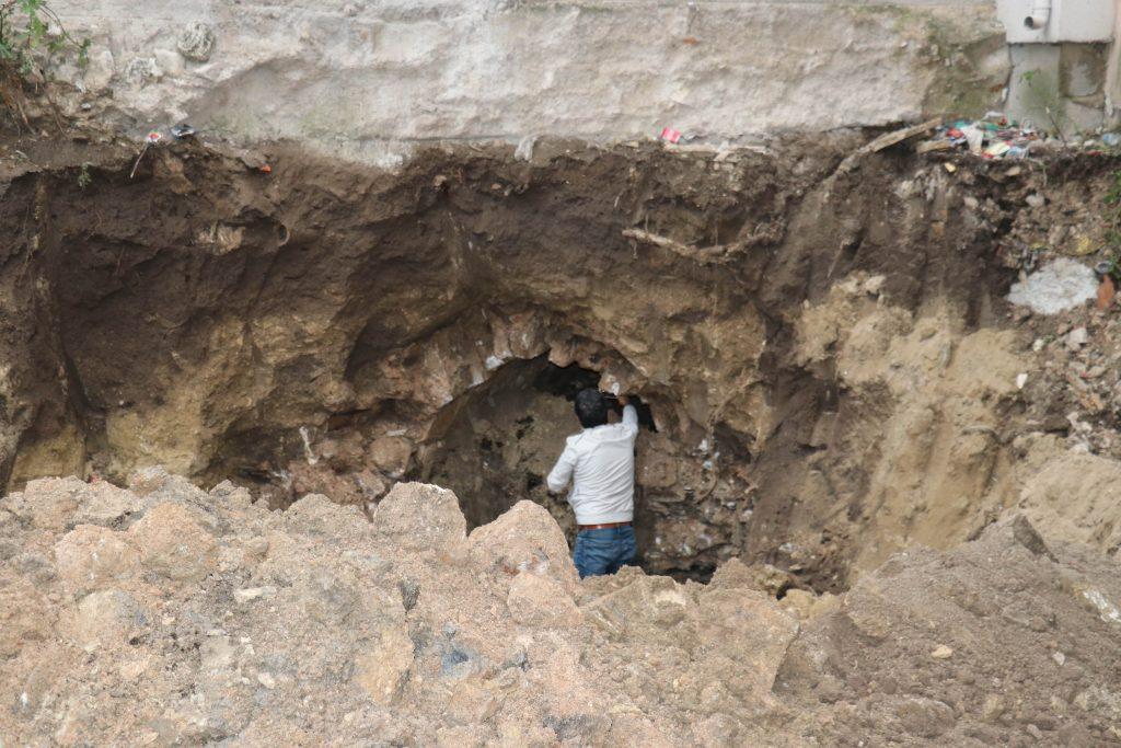 Apartman Altında Osmanlı Tüneli
