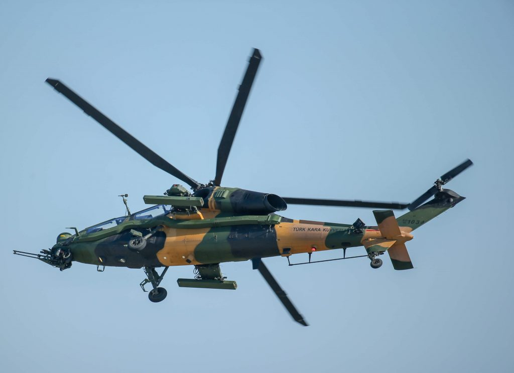Atak Helicopter