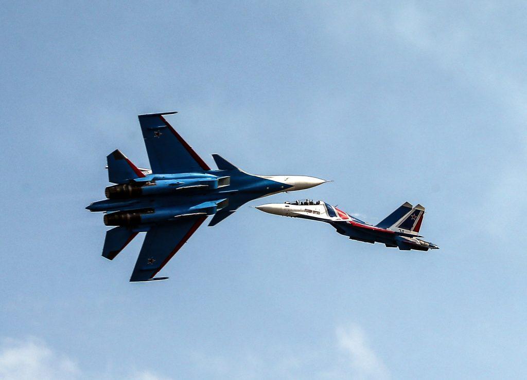 Hava Akrobasi Gösterileri Su-30