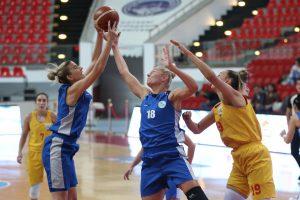 Kadınlar Basketbol Ligi Erciyes Kupası