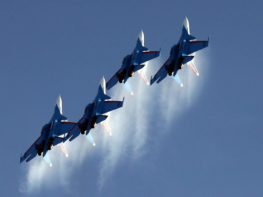 Rus Akrobasi Takımı