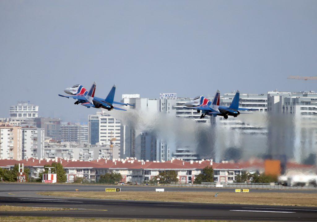 Rus Hava Akrobasi Takımı