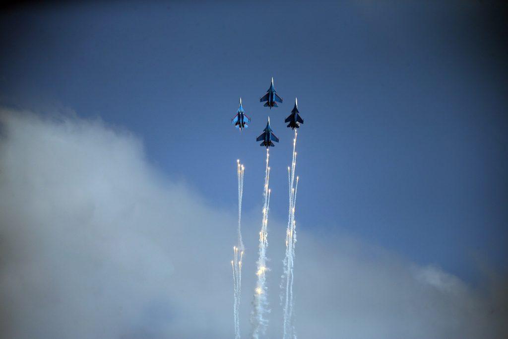 Rus Şövalyeleri Hava Gösteri Takımı