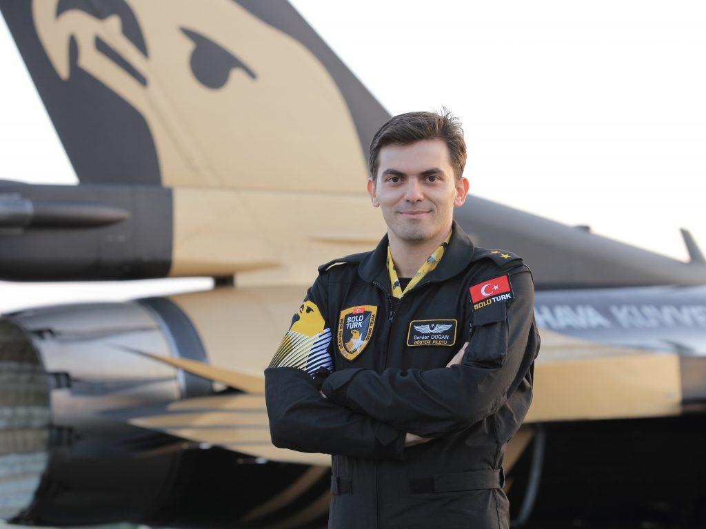 SOLOTÜRK Pilotu Serdar Doğan