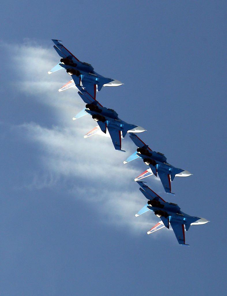 Su-30 Akrobasi Takımı