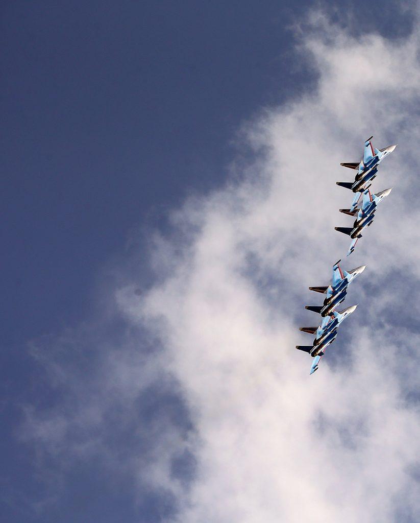 Su-30 Gösteri Takımı