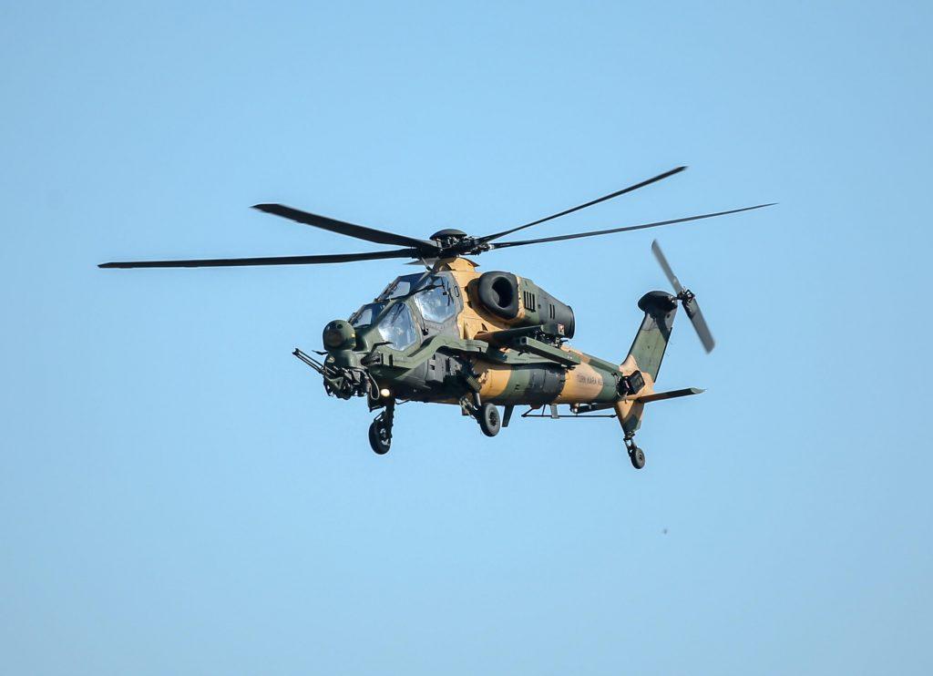 Teknofest Atak Helikopteri