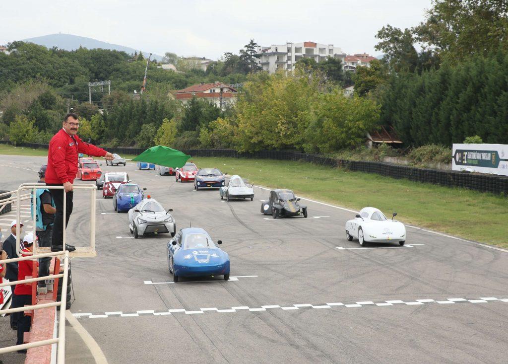 Tübitak Elektromobil Hidromobil Yarışları