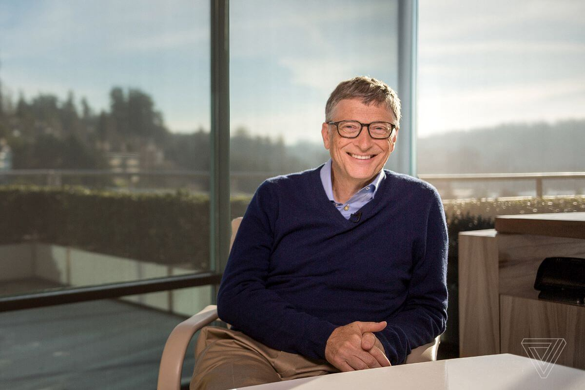 Bill Gates - Microsoft ($105,8 Milyar Dolar)