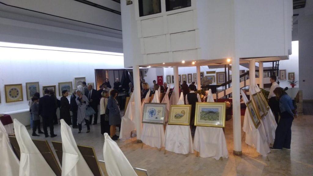 Tezhip ve Minyatür Sanatı Sergisi