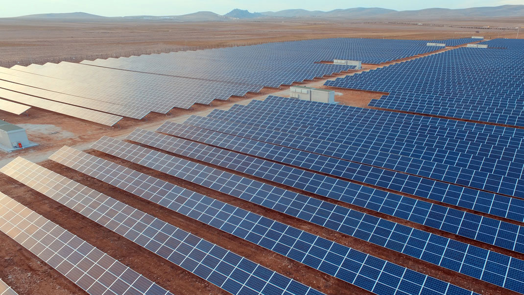 Kalyon Holding Güneş Paneli Üretimi