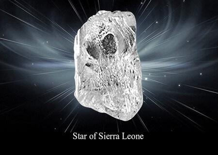 Sierra Leone Yıldızı Elması