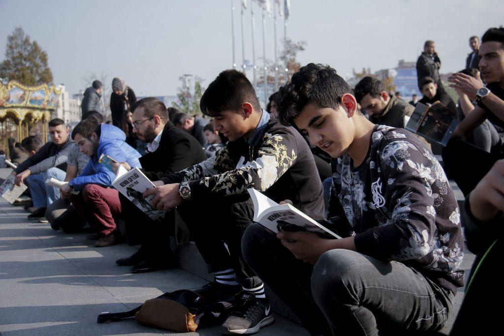 Bursa'da Kitap Okuma Farkındalığı