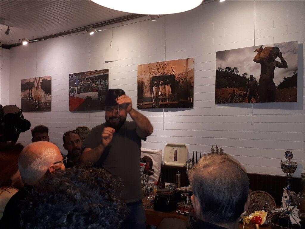 Antika Mezatı Gren Cafe
