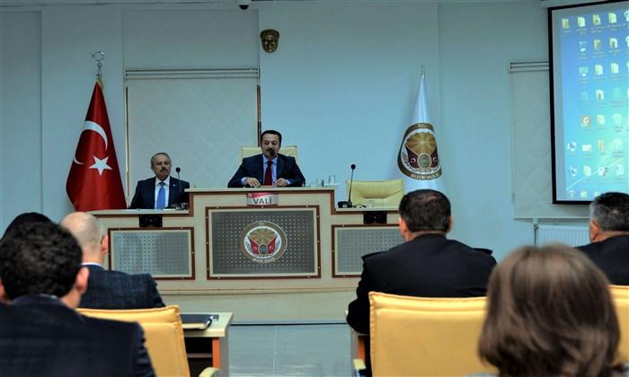 Bilecik Valisi Bilal Şentürk
