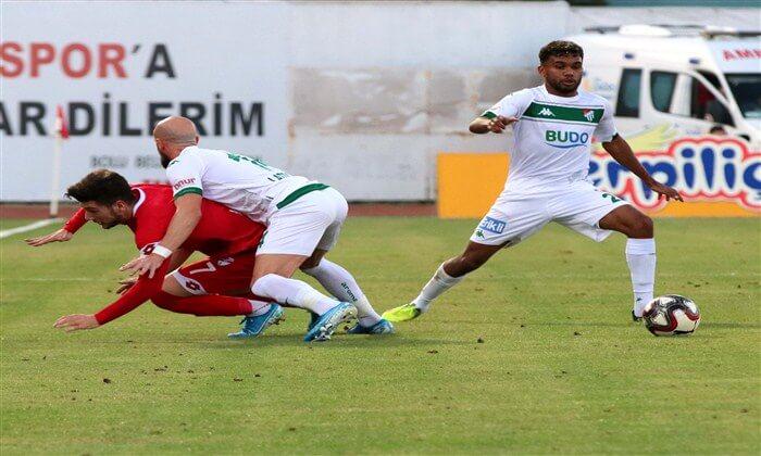Boluspor - Bursaspor Maçı