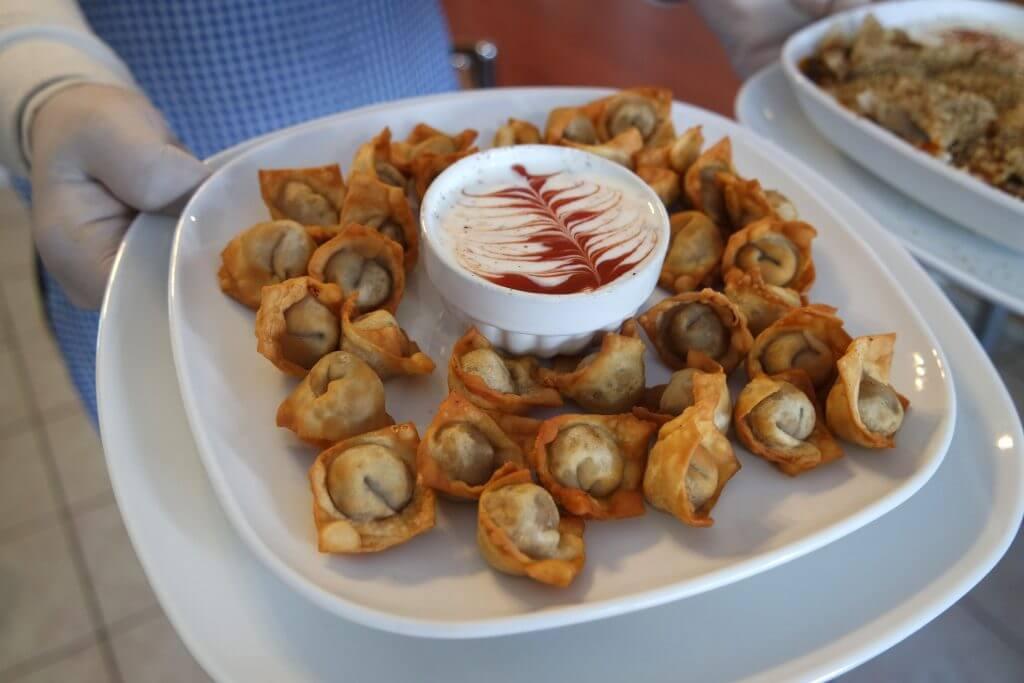 Bursa'da 21 çeşit mantı lezzeti