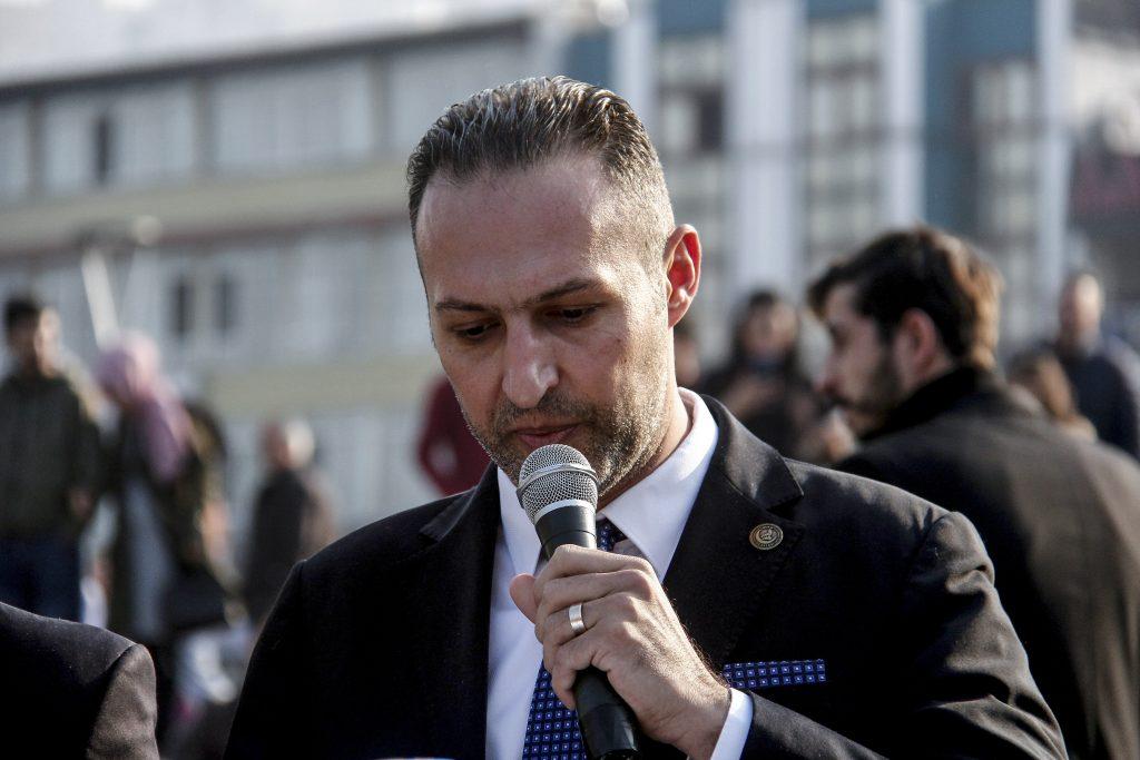 Bursa Ülkü Ocakları İl Başkanı Cahit Özdemir