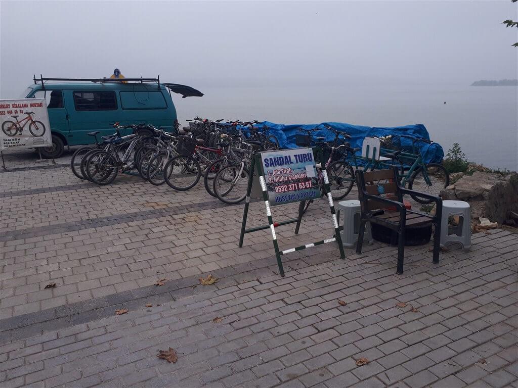 Gölyazı Sandal ve Bisiklet Turu