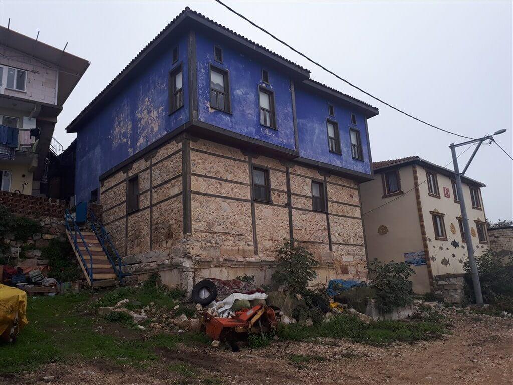 Gölyazı Evleri