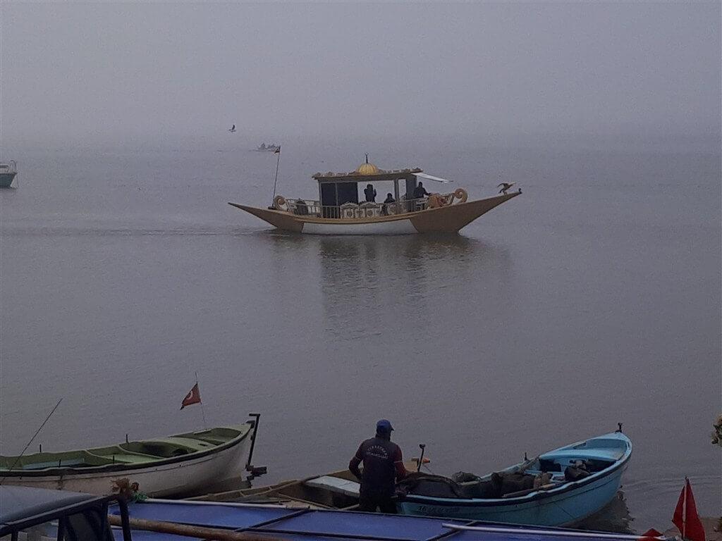 Gölyazı Sandal Turu