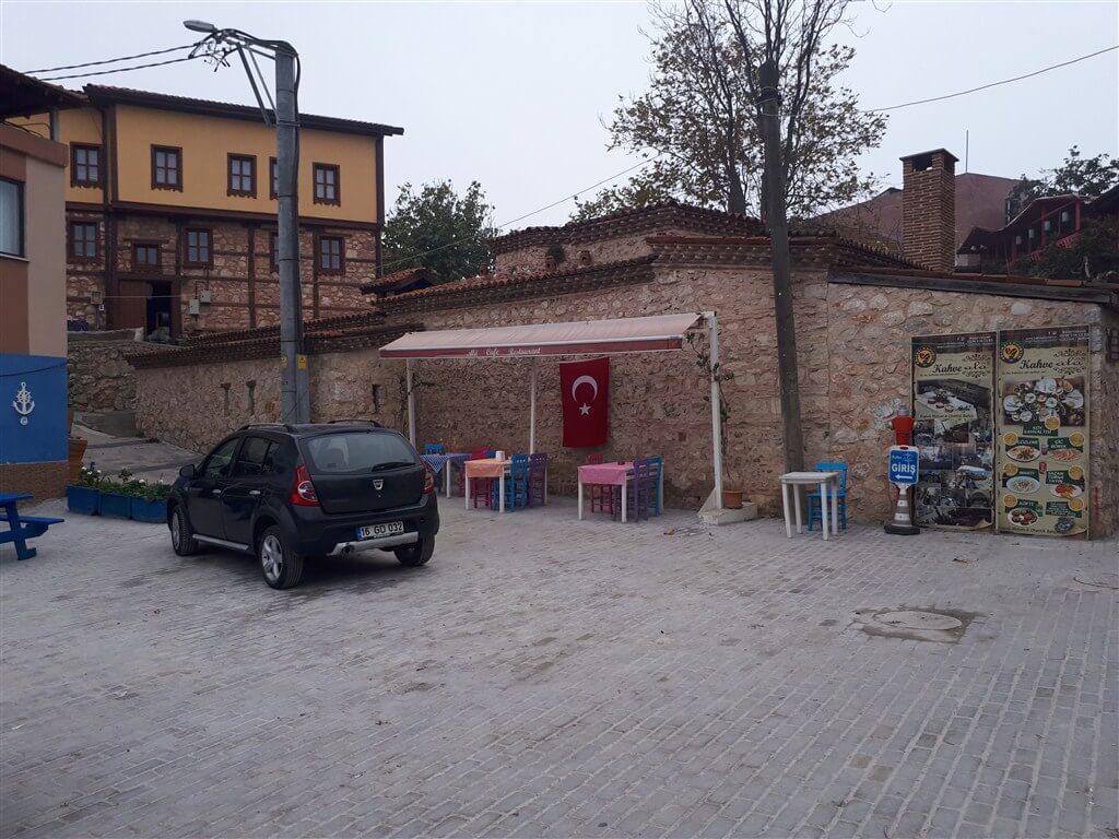 Gölyazı Tarihi Hamam