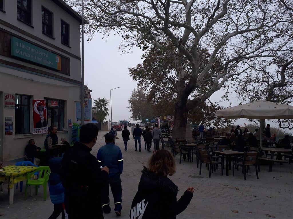 Gölyazı Meydan Kahvehanesi