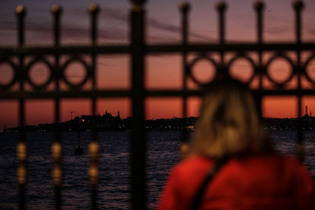 İstanbul Gece Manzarası