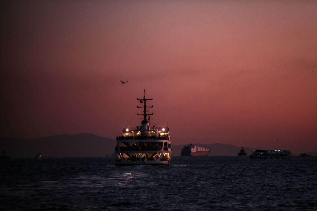 İstanbul Beşiktaş Vapuru