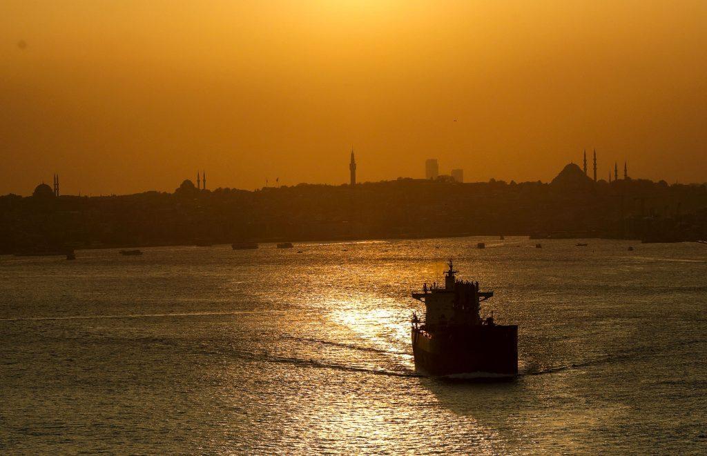İstanbul Gün Batımı Fotoğrafları