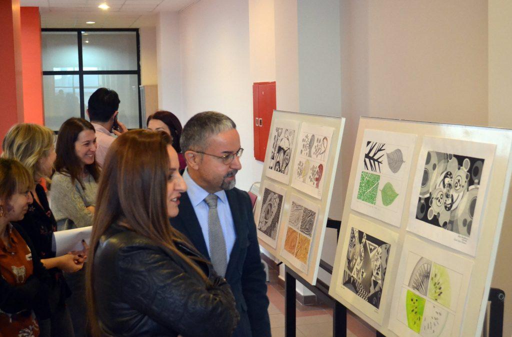 Kocaeli Üniversitesi Temel Grafik Sergisi