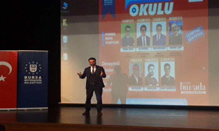 Medya Okulu - İsmail Halis
