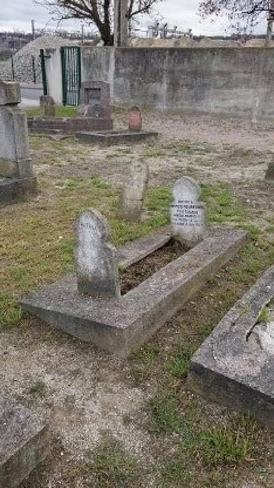 Şehzade Ahmed Nureddin Efendi Mezarı