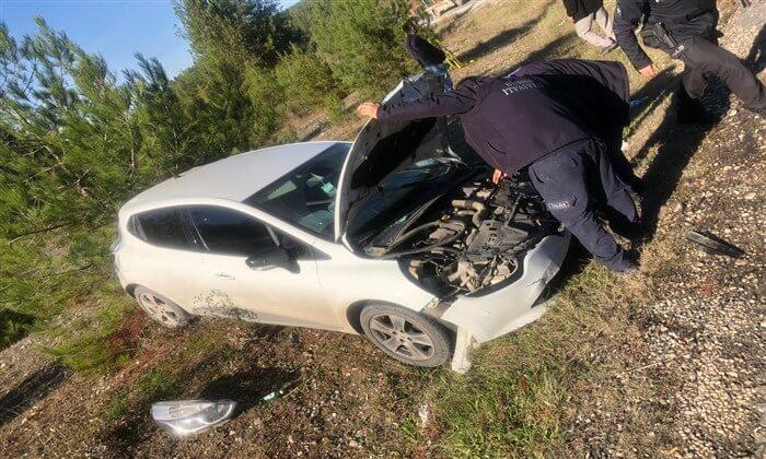 Bursa Trafik Kazası