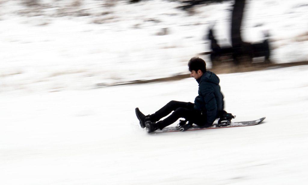 Bursa Uludağ Kayak Tatil Sezonu Açıldı