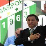 Bursaspor Başkanı Mesut Mestan