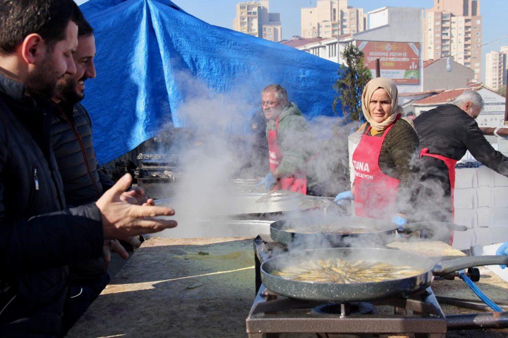 Bursa 5.Hamsi ve Kültür Festivali