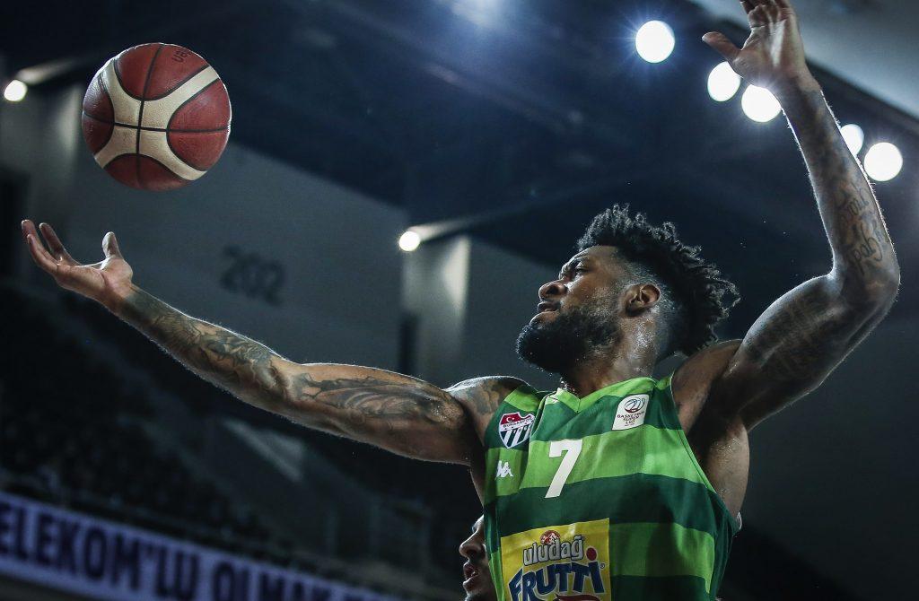 Türk Telekom - Frutti Extra Bursaspor Basketbol Maçı
