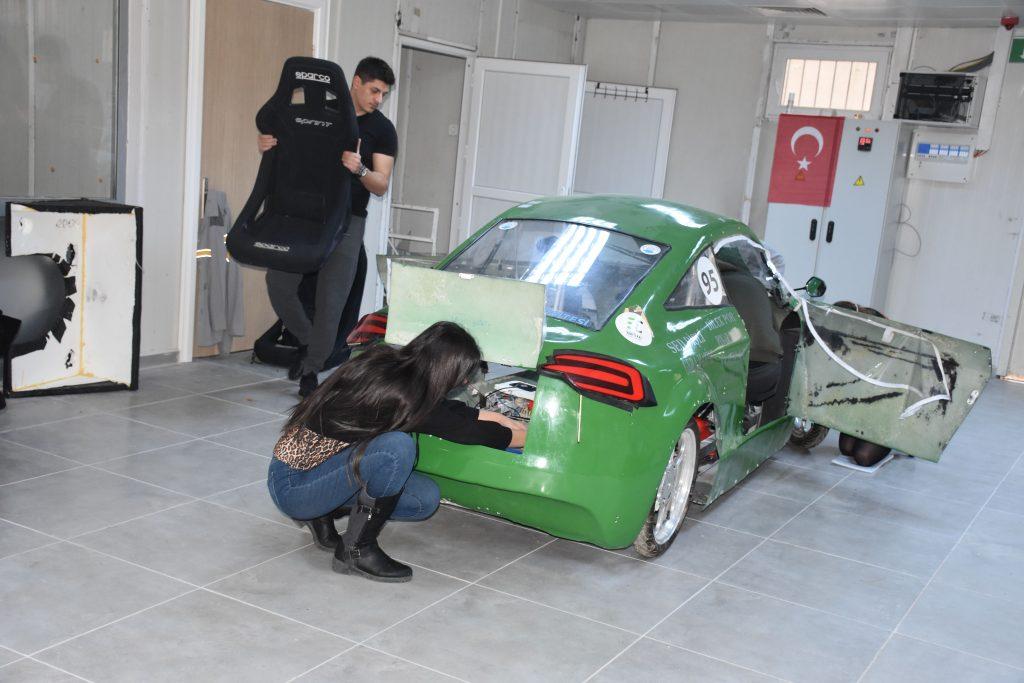 BTÜ Elektromobil