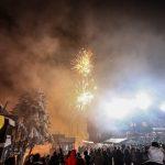 Uludağ'da Yılbaşı Coşkusu