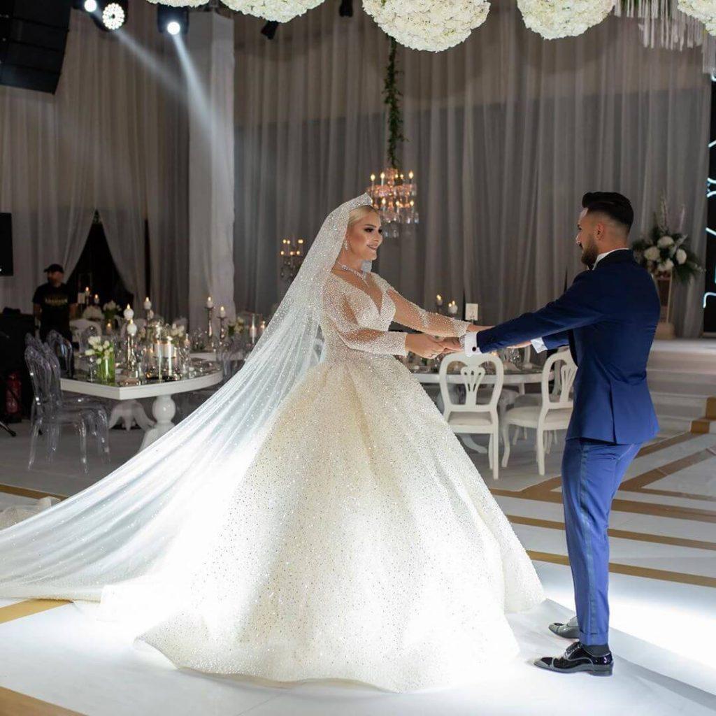 Selin Ciğerci Gökhan Çıra Düğün Evlilik