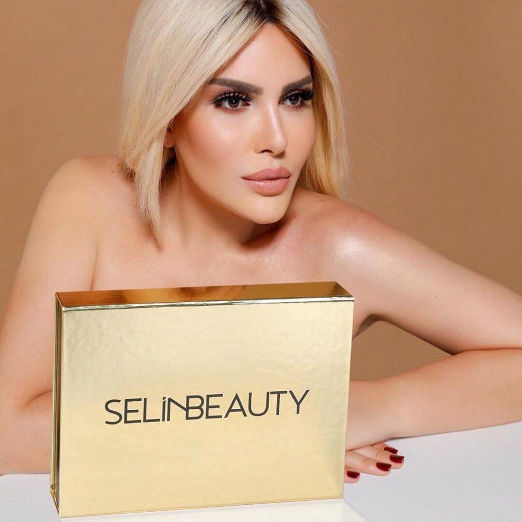 Selin Ciğerci Kozmetik Markası Selin Beauty