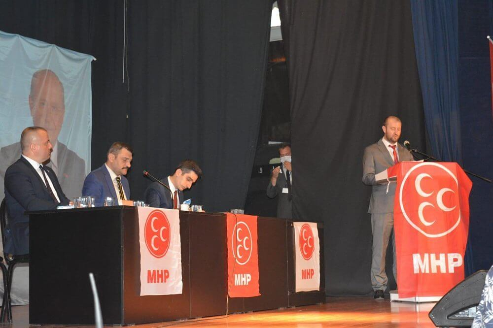 MHP Mudanya İlçe Teşkilatı Kongresi