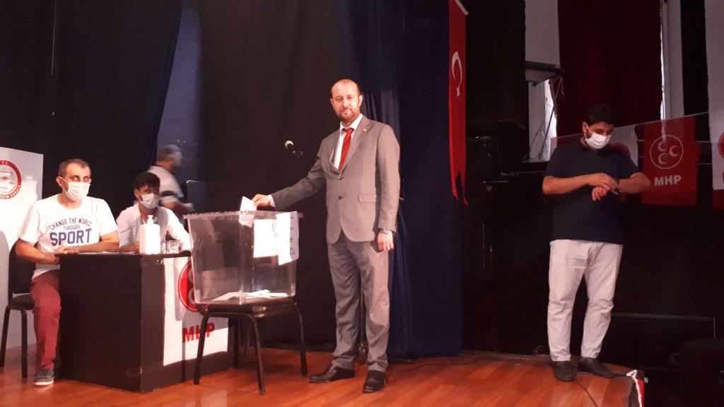 Erkut Seymenler - MHP Mudanya İlçe Başkanı