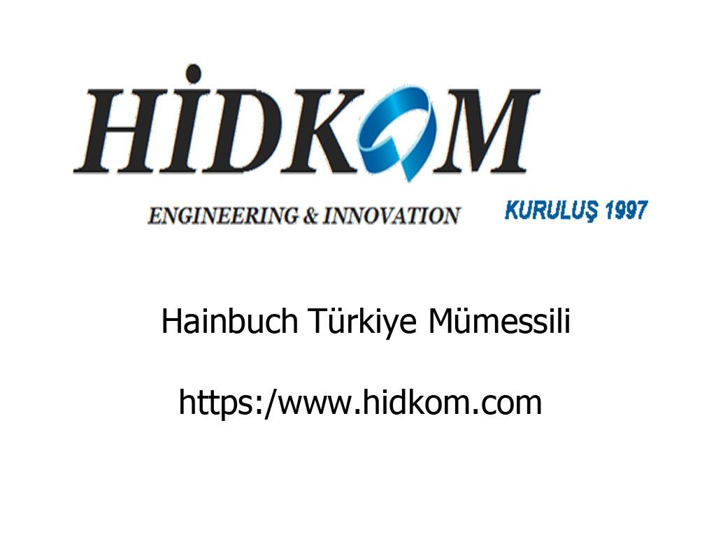 Hainbuch Türkiye