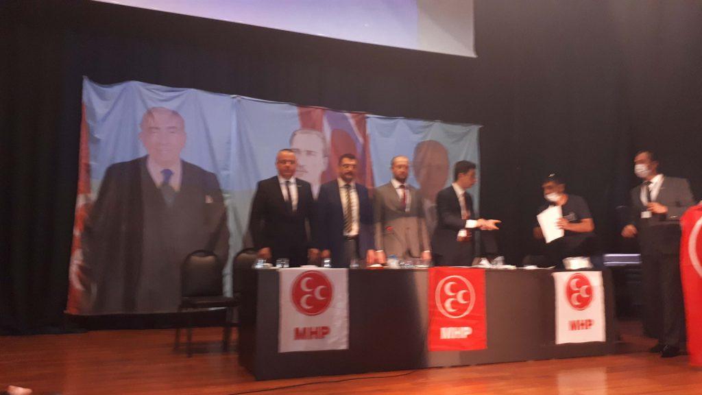 MHP Mudanya Teşkilatı 13. Olağan Kongresi