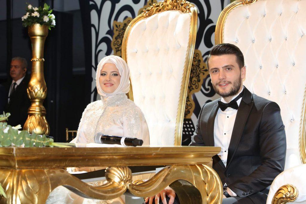 Ömer Altepe ve Ayşe Merve Burkay