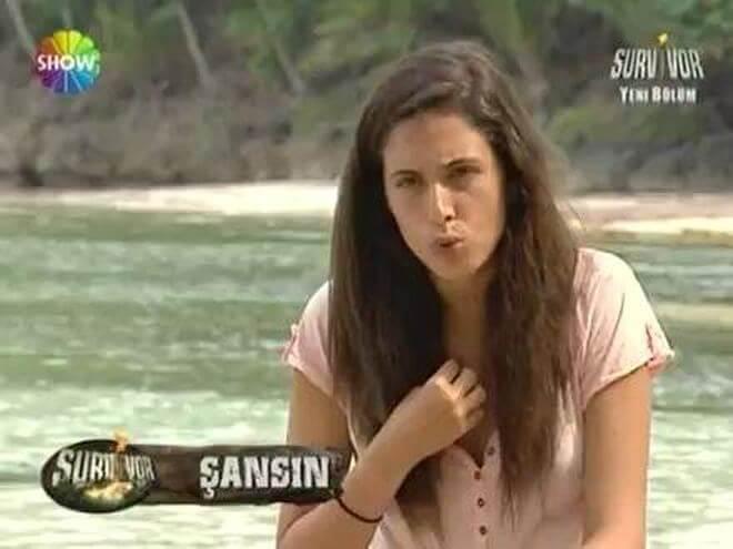 Şansın Tokyay Survivor 2012