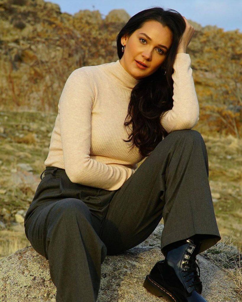Gülsim Ali İlhan - Oyuncu ve Model