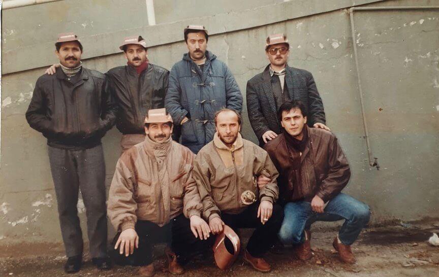 Ahmet Rıfat Şungar babası Mehmet Ali Şungar